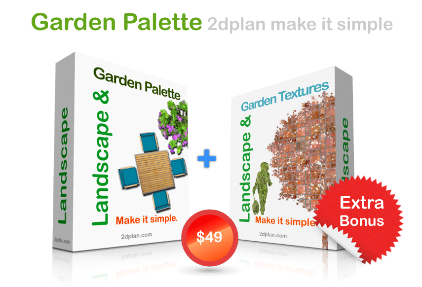 Garden Design Software For Creating Garden Design Plans - Super