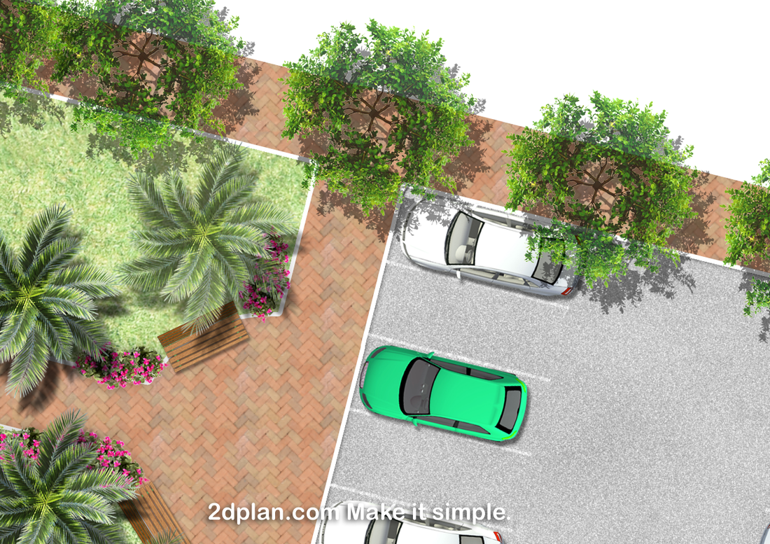 Landscape design plans gallery super landscaping plan for Garden landscape drawing