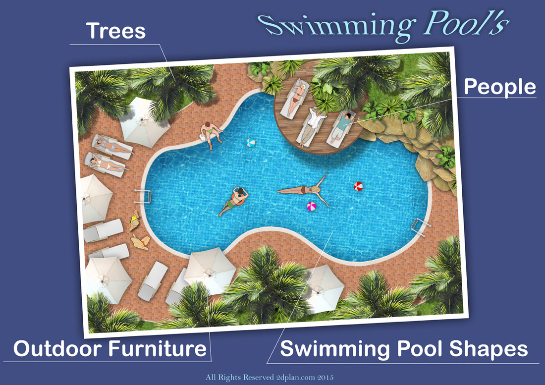Swimming pool design software super landscaping plan for Pool design program